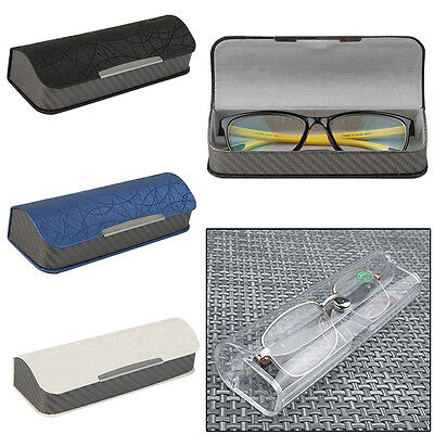 Magnetic Metal Spectacles Reading Glasses Protection Box Eyeglasses Case AU