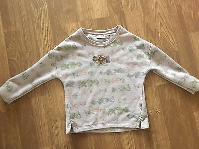 Girls Next Pink Jumper 4 Years
