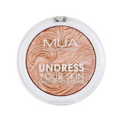 MUA MakeUp Academy Undress Your Skin Highlighter Powder 7.5 New Radiant Cashmere