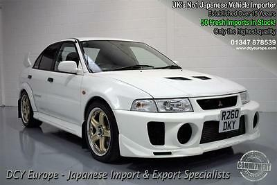 1998 Mitsubishi Lancer Evo 5 Rs 4 door Saloon