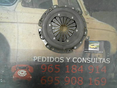 ME62 MAZA EMBRAGUE FORD TRANSIT III MEDIDA DISCO 240mm