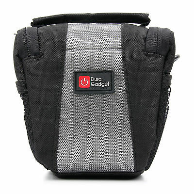 Grey/Silver Protective Case/Pouch For the Sminiker 8-30x60 Binoculars