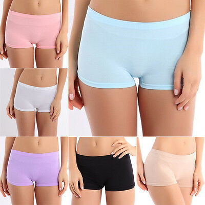 Lady Women Girls Pants Sport Shorts Gym Waistband Skinny Yoga Fitness Shorts