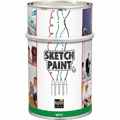 Sketch (whiteboard) Paint 1.0 litre (6sqm coverage) - white