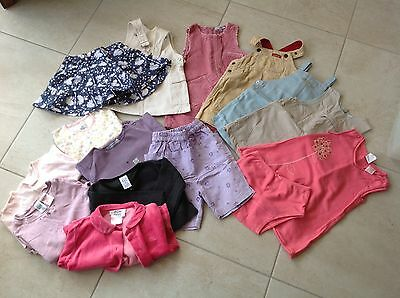 Bundle Girls Clothes 6-12 Months 15 Items In Excellent Condition: Top Brands