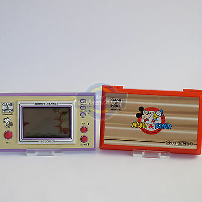 5 Game & Watch Small Display Stands Also SNES, NES, N64 GameBoy Video Games etc