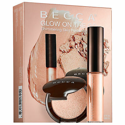 Becca Glow on The Go Shimmering Skin Perfector OPAL Illuminator/Highlighter