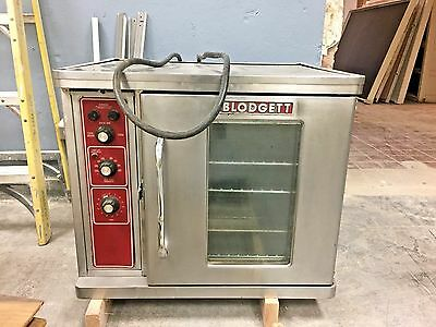 Blodgett Half Size Stainless Convection Oven with Right Hand Door