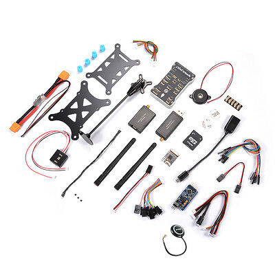 Pixhawk PX4 2.4.6 Flight Control LED OSD NEO-M8N GPS PPM 3DR 915Mhz Radio RC526