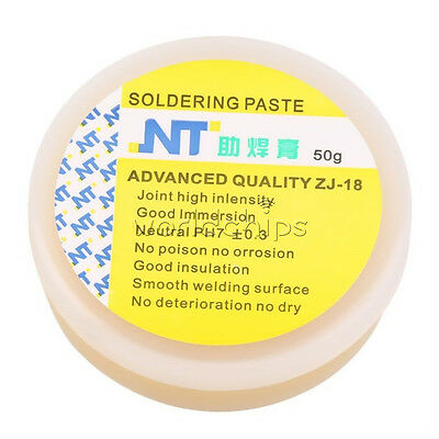 50g Rosin Soldering Flux Paste Solder Welding Grease Cream for Phone PCB TOP