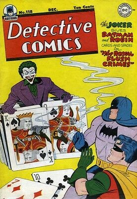 Detective Comics Issues 1-400 on 3 Dvd roms 1937-1970 Golden/Silver Age