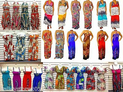 RX1 Lot 20 pcs Women tops Junior Apparel Mixed Summer dresses Wholesale L Large