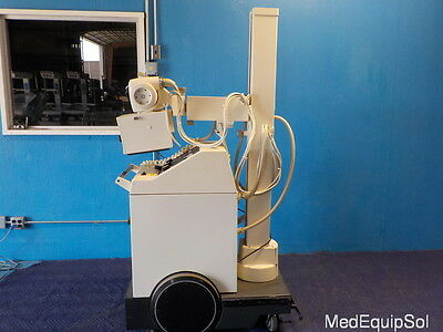 GE AMX II Mobile X-Ray Unit