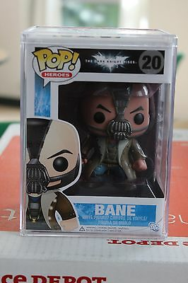 Funko Heroes The Dark Knight Rises Bane #20 w/ Pop Stack