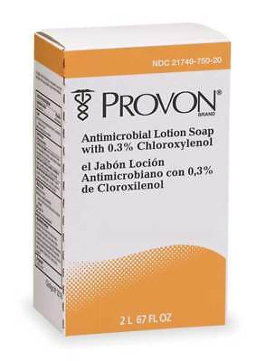 Antimicrobial 0.3% PCMX Lotion Soap, 2000mL NXT Refill, PK4 PROVON 2218-04