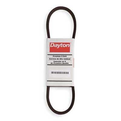 DAYTON 6A120 V-Belt, Cogged, AX38