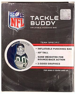"Seattle Seahawks NFL Inflatable 40"" Tackle Buddy"