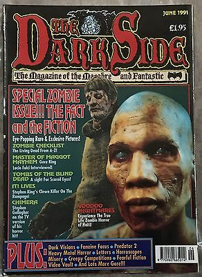 Dark Side Magazine Issue 9 June 1991