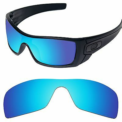 Tintart Polarized Replacement Lenses for-Oakley Batwolf Sky Blue (STD)