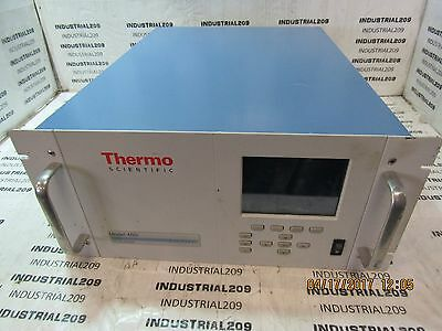 THERMO SCIENTIFIC 450i SO2 H2S ANALYZER USED