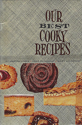 Our Best Cooky Recipes, Swift & Company--Martha Logan (1964, PB)