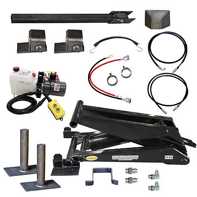 11 Ton (22,000 lb) Dump Trailer Hydraulic Scissor Hoist Kit – PH620