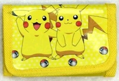 Portafoglio pokemon go pikachu bag wallet cartoon portamonete nuovo idea regalo