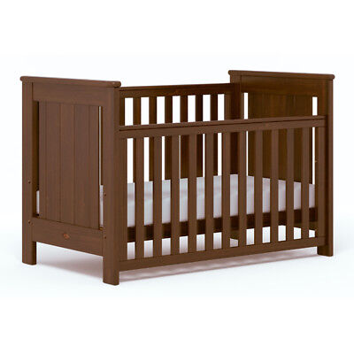 NEW Boori Plaza Baby Cot Toddler Bed English Oak