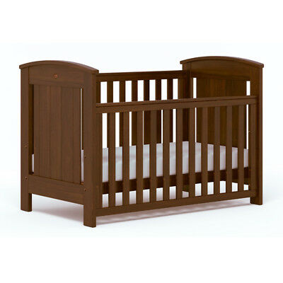 NEW Boori Casa Baby Cot Toddler Bed English Oak