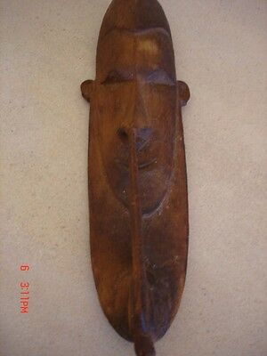 Papua New Guinea PNG carving