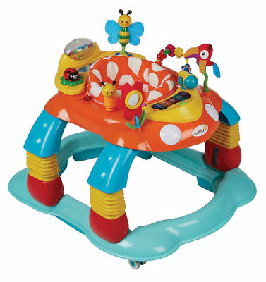 Safety 1st Melody Garden 3-In-1 Activity Centre Baby Walker