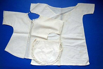 3 Pc.- Victorian/ Edwardian Baby Clothes