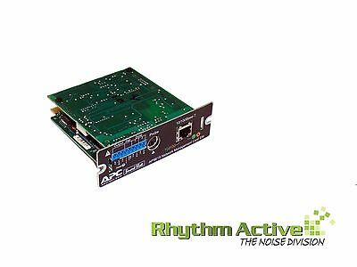 Apc Ap9619 Network Management Card Em Ups Smart Slot Interface Ethernet Input