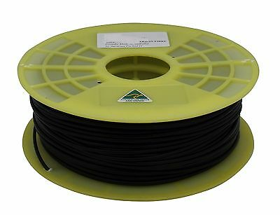 3D printer PETG PET G filament CARBON FIBRE 1.75mm net weight 1kg MADE in OZ