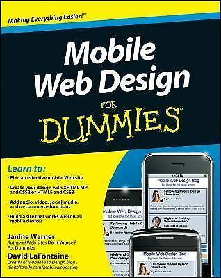 Mobile Web Design For Dummies