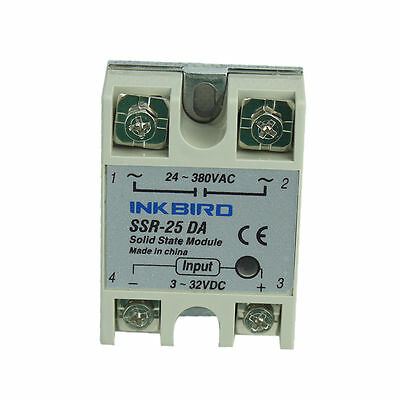 INKBIRD Temperature Controller Relay 25 A SSR  24-380VAC Accessories replacement
