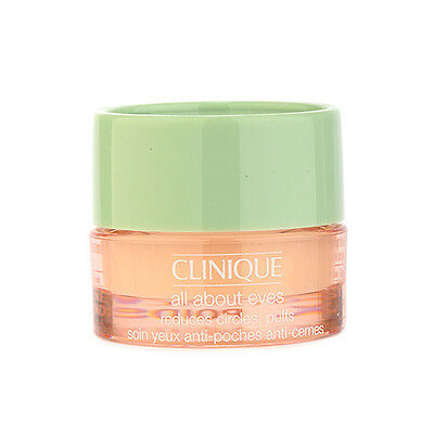 Clinique All About Eyes 0.17oz,5ml Mini Size Skincare Hydrating Cream Gel