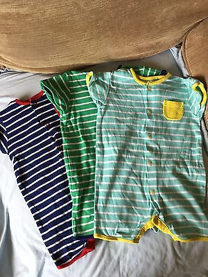 Next Baby Boys Summer Outfits 9-12 Months