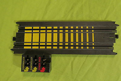 "Mattel Tyco Slot Car 9"" Terminal Power Track"