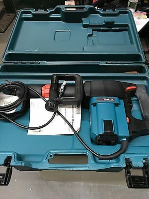 New Makita Hm1242C Demo Hammer Old Style Hammer W/carrying Case.