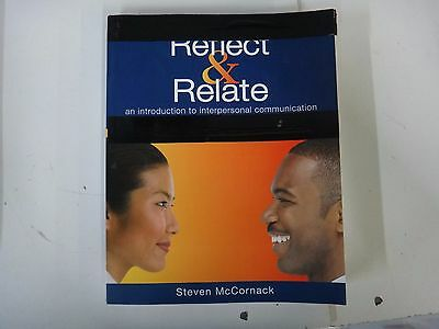 005 Reflect and Relate : An Introduction to Interpersonal INSTRUCTOR'S EDITION