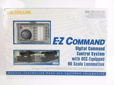 Bachmann 44906 E-Z Command Digital Command Controlo System With Dcc Ho Loco