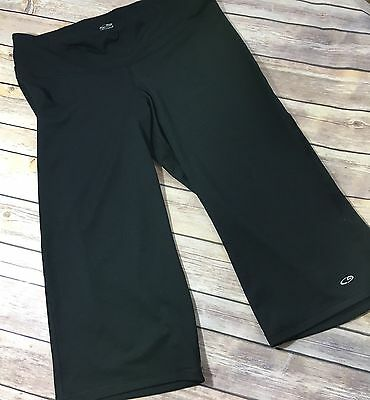 C9 Women's Champion Capri Pants Size Medium Running Workout Athletic Fitness
