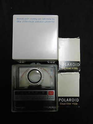 Polaroid Lot of 4 pieces Vintage(GREAT SHAPE)