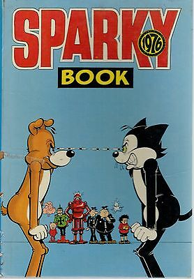 Sparky Annual Book - 1976