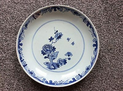 Blue And White 18th Century Bowl - Chinese