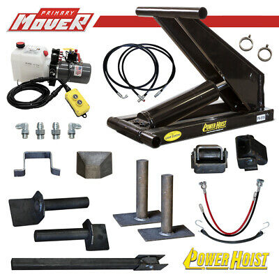 Complete Dump Trailer Hydraulic Scissor Hoist Kit - Power Hoist 516