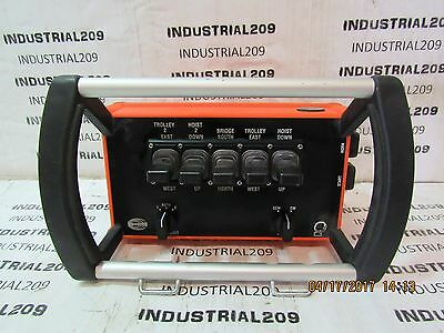 Hbc Spectrum 2 Radiomatic Remote Control Tx-Fb Us-5 Used