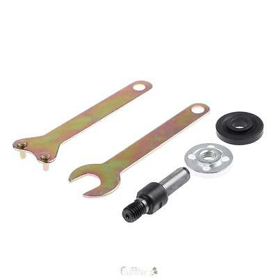 Electric Drill Variable Angle Grinder Connecting Rod Handle Converter Set
