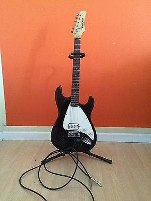 First Act M300 Electric Guitar. Includes amp cable and guitar stand!